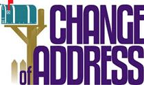 Required Documents for Address Change Within District