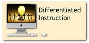 Differntiated Instruction