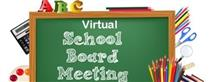 Special Virtual Board of Education Meeting March 27, 2020, 1:00 PM
